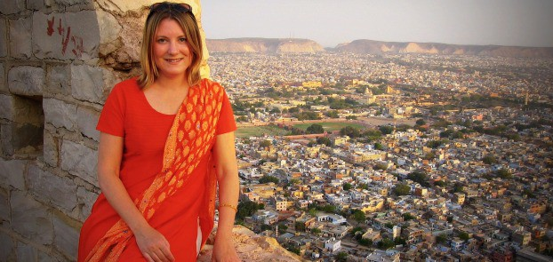 MW at Tiger Fort, Jaipur