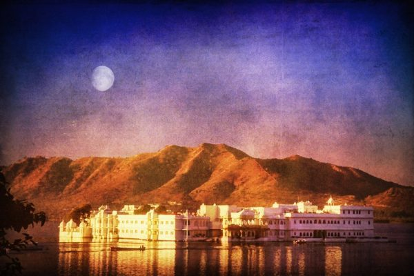 Udaipur India romantic city