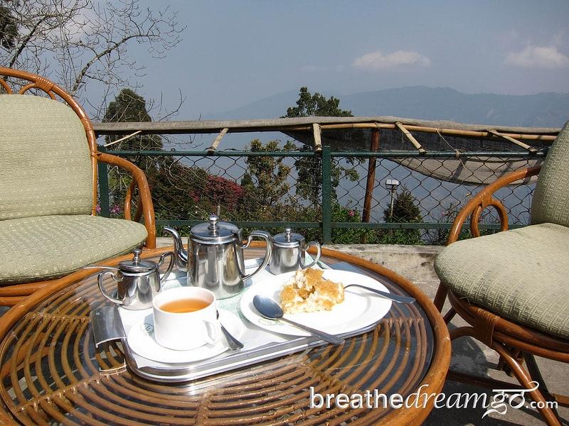 Windamere Hotel, Darjeeling, India