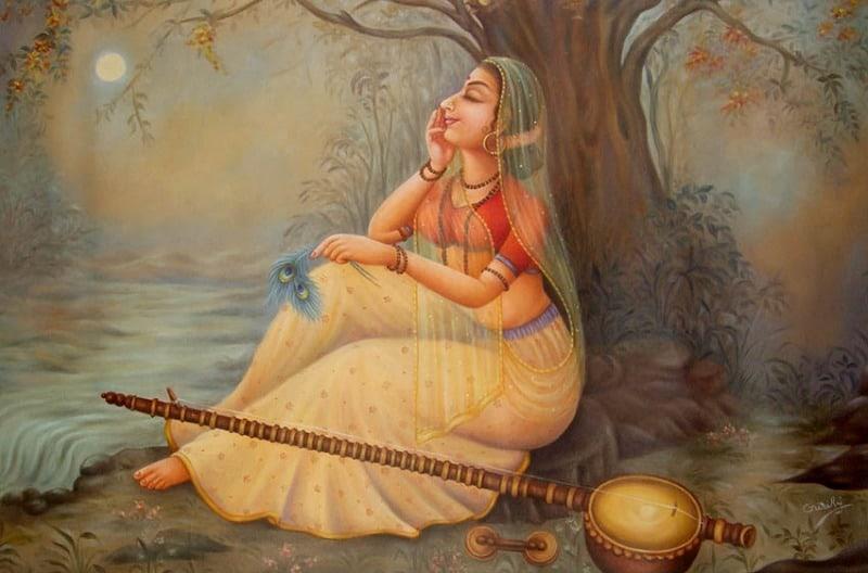 Mirabai Meerabai India poet singer