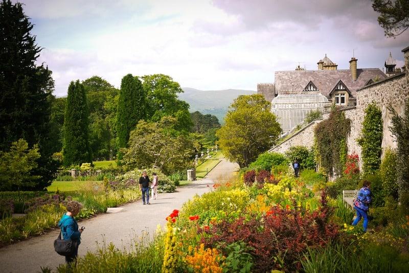 Bodnant Gardens, England, United Kingdom