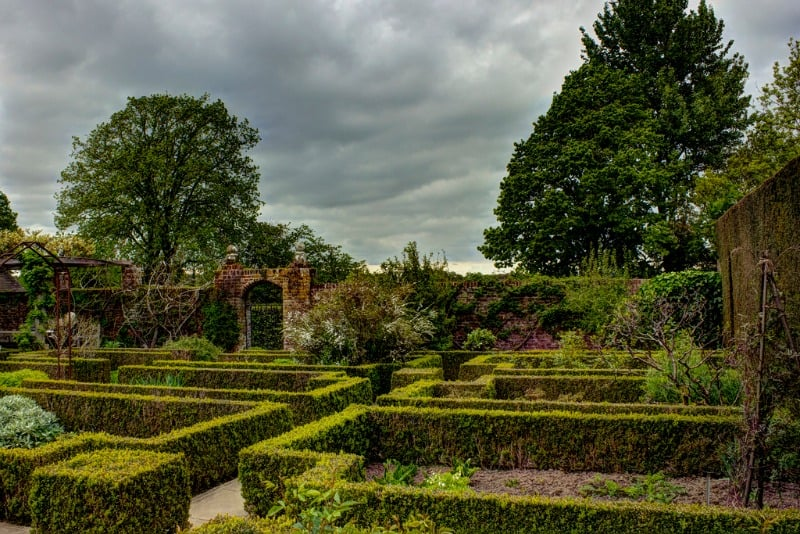 Sissinghurst Castle Garden, England, United Kingdom