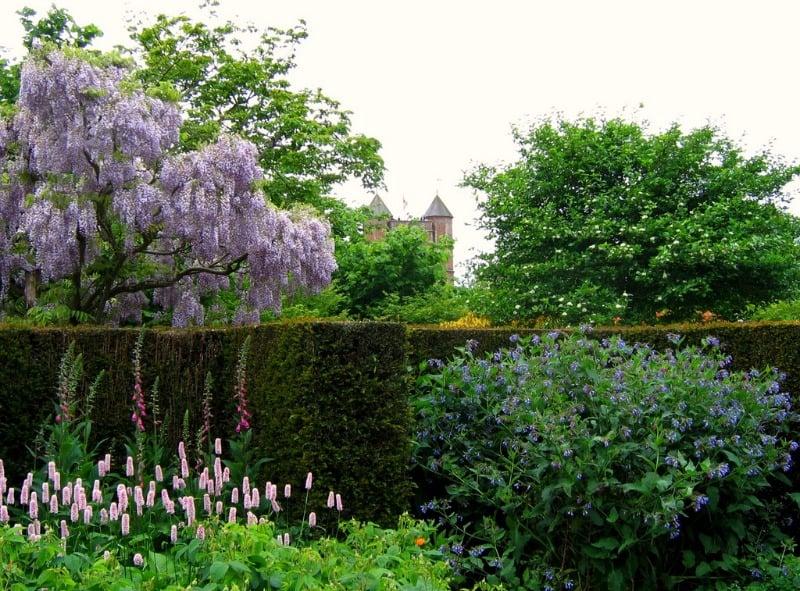 Sissinghurst Castle Garden, England, United Kingdom