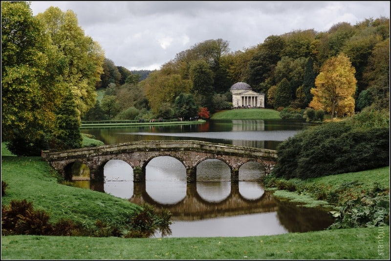 Stourhead, England, United Kingdom