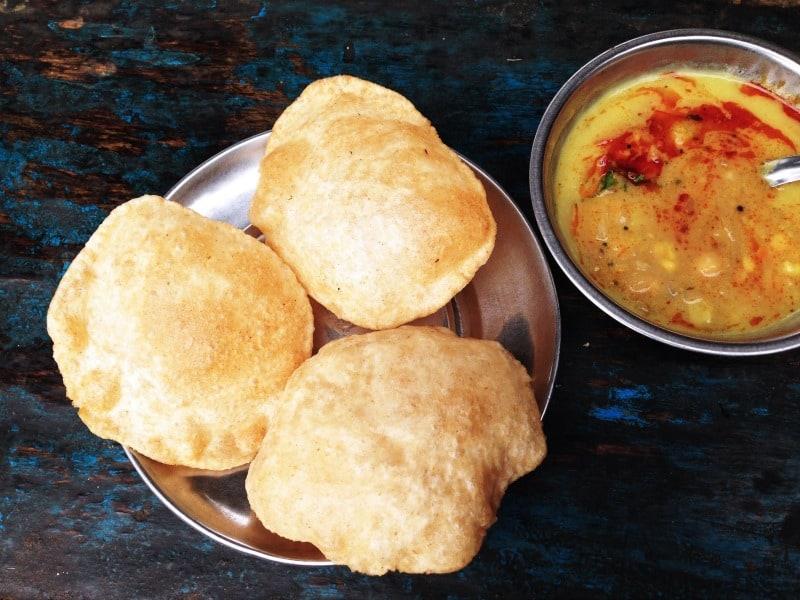 travel food India