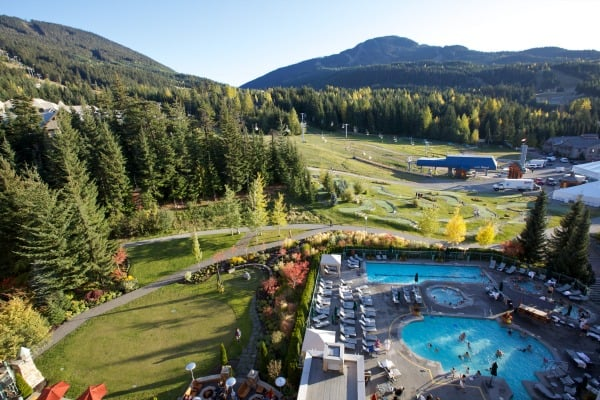 Whistler, British Columbia.