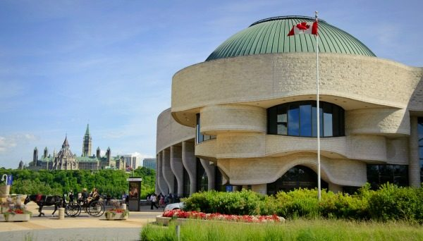 Canadian Museum of History, Ottawa, Quebec, Canada