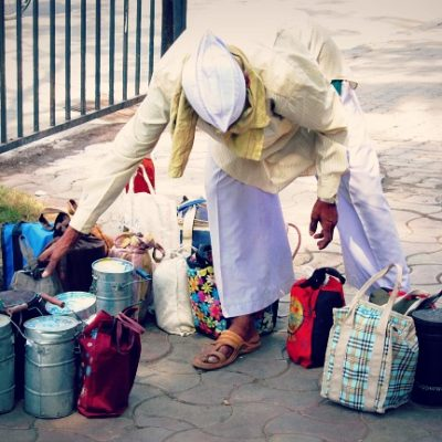 The Dabbawallas and The Lunchbox