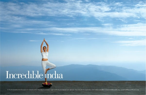Incredible India tourism and travel, Rishikesh, yoga
