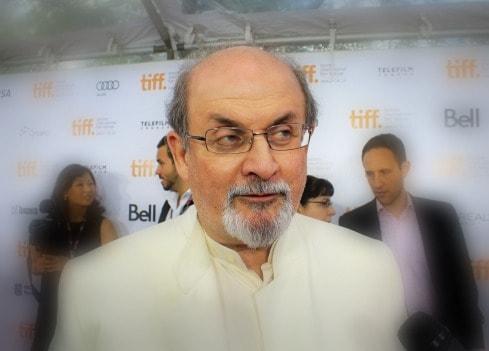 Salman Rushdie at TIFF Toronto