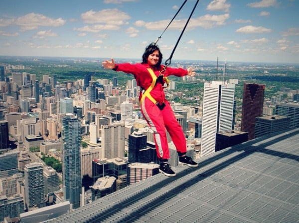 CN Tower, Edgewalk, Toronto