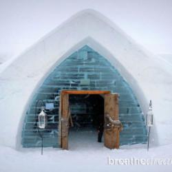 Ice Hotel, Hotel de Glace, Quebec, Canada