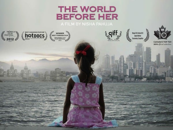 The World Before Her, India, women, girls, Dalit, documentary, film