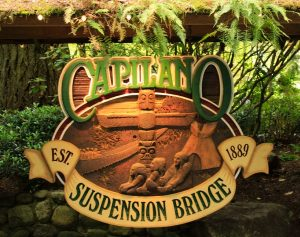 Capilano Suspension Bridge Park, Vancouver, British Columbia, Canada