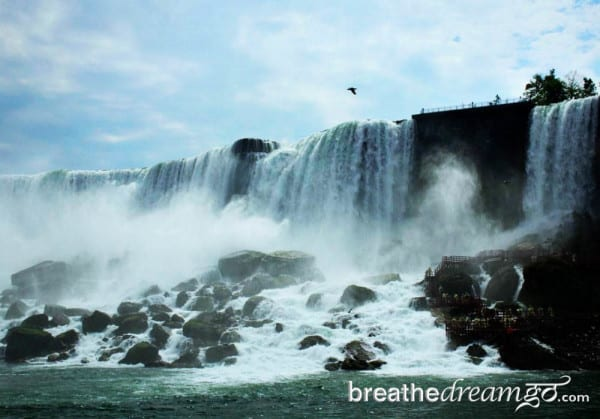 Niagara Falls, waterfalls, Canada, world wonder, top tourist attraction,