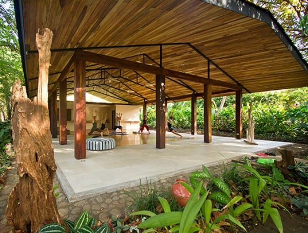 Cala Luna Hotel yoga retreat, Costa Rica