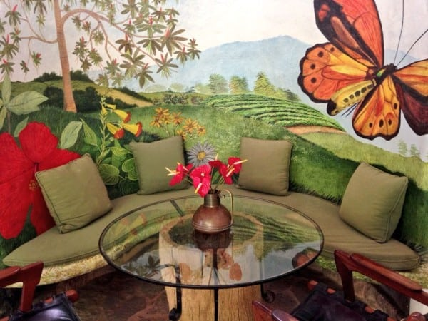 Finca Rosa Blanca boutique hotel and organic coffee plantation, Costa Rica
