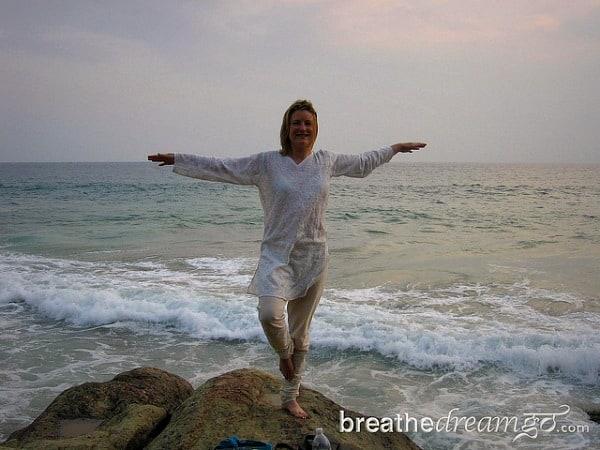 Mariellen Ward, Kerala, India,International Yoga Day, yoga, India, spirituality, travel, ashram