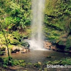 Rincon de la Vieja volcano, Costa Rica