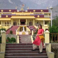 Mariellen Ward, India, travel, long term travel