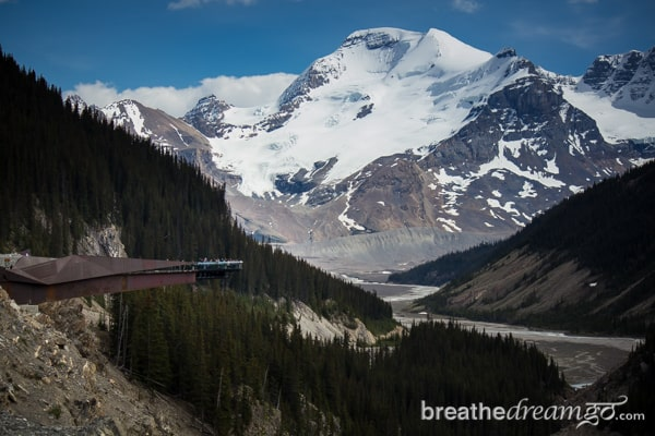The Rockies, Alberta, Glacier Skywalk, Canada, glacier,