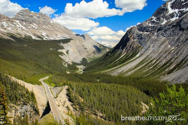 Icefields Parkway, The Rockies, Alberta, Glacier Skywalk, Canada, glacier, Banff, Jasper
