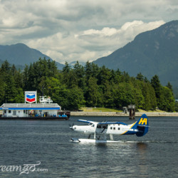 Harbour Air Seaplanes, float plane, airplane, harbour, Vancouver, water, Gulf Islands, Salt Spring Island