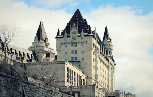 Fairmont Chateau Laurier, Ottawa, Canada