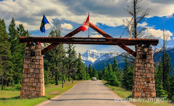 The Fairmont Jasper Park Lodge, Japser, Alberta, Canada