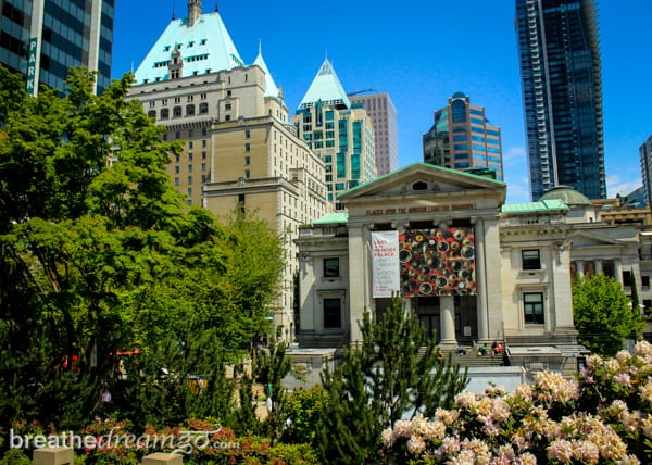 The Fairmont Hotel Vancouver, Vancouver, British Columbia, Canada