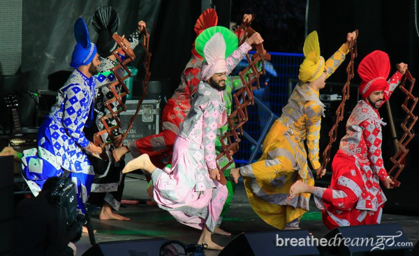 Vancouver, British Columbia, Canada, Explore Canada, Indian food, bhangra, bhangra festival, Punjabi, dance
