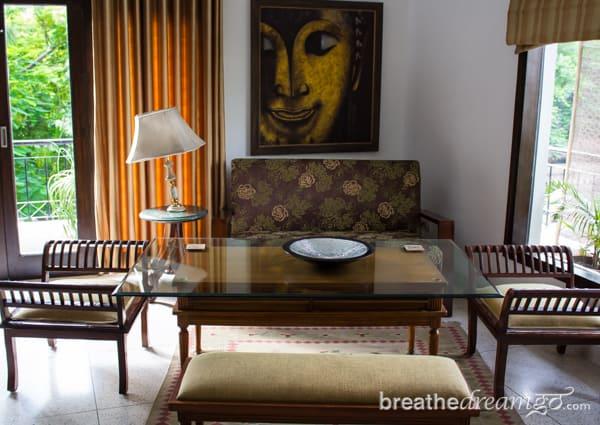 India, India travel, travel in India, solo female travel, Delhi, Thikana, guest house, hotel