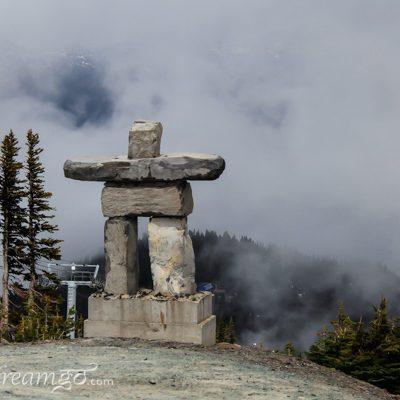 Whistler, BC, Canada, mountain resort, rockies