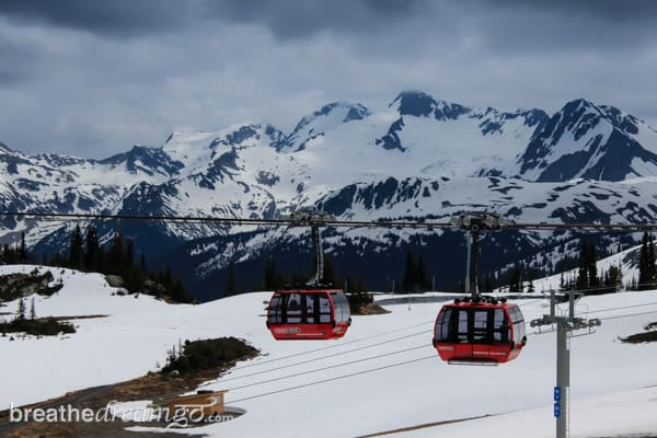 Whistler, Canada, BC, mountain resort, rockies
