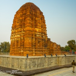 Laxman Temple in Sirpur, Chhattisgarh, India dates from the 7th century