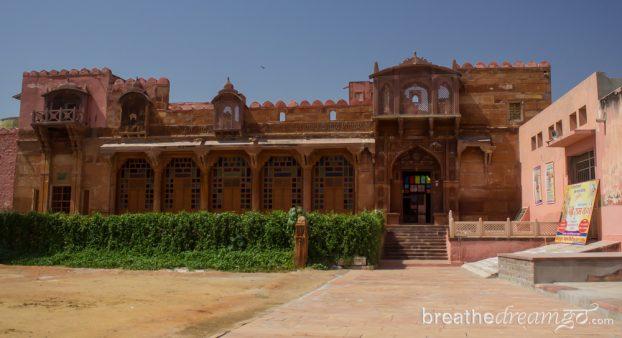 Mirabai Museum, Merta City, Rajasthan, India