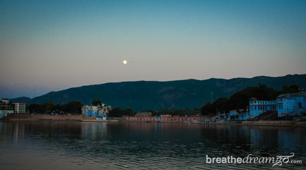 Lake Pushkar, Rajasthan, India