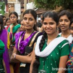 Celebrating Women's Day in India
