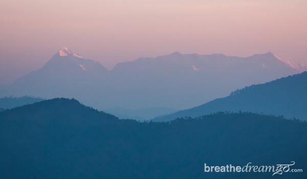 Aurovalley Ashram, India, silence, yoga, meditation, Himalayas, Rishikesh, Kumaon