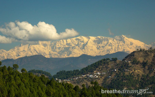 Uttarakhand, Kumaon, India, travel, Himalayas, trekking, Kosi Valley Retreat, walk to the Himalayas, mountains