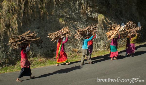 Uttarakhand, Kumaon, India, travel, Himalayas, trekking, Kosi Valley Retreat, walk to the Himalayas, mountains