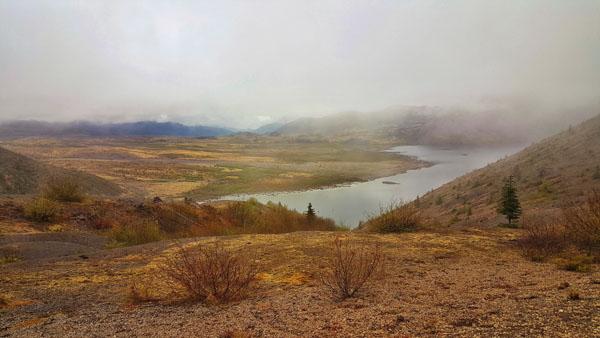 Spirit Lake, Mt St Helens, volcano, Corning, Gorilla Glass, Samsung