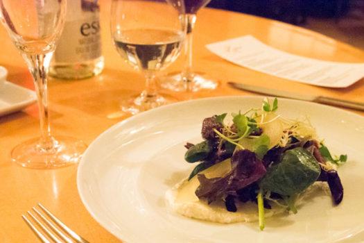 Vegetarian food, salad, Canada