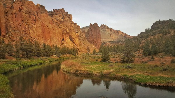 Samsung Galaxy S6, Smith Rock, Oregon, Gorilla Glass, United States, USA, travel, tourism