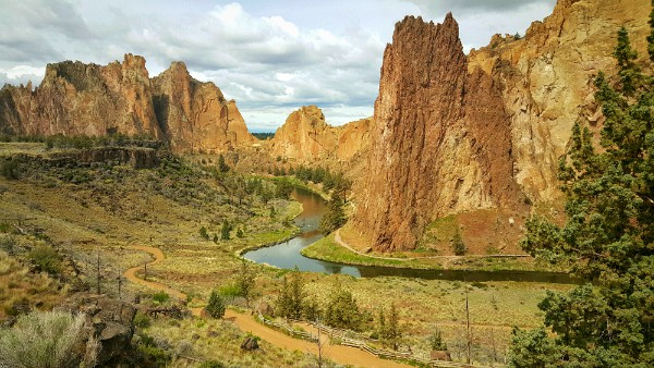 Samsung Galaxy S6, Smith Rock, Oregon, Gorilla Glass, United States, USA, travel, tourism
