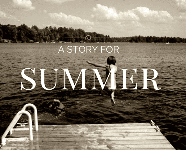 summer, cottage, Canada, travel, story, writing