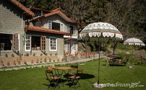 Abbotsford House, Nainital, India