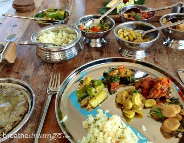 Lakshman Sagar, Rajasthan, India, hotel, resort, luxury, pool, bird watching, food, nature, birds, lake, desert, dinner