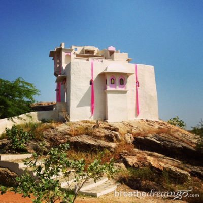 Lakshman Sagar: Feast and fantasy in the Rajasthan desert