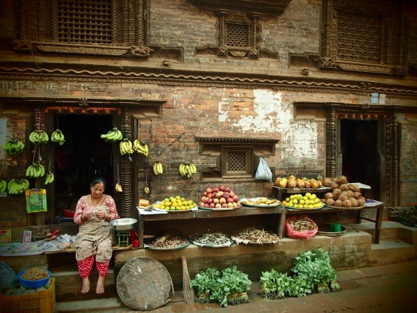 India, Nepal, Kathmandu, travel, female, solo, traveler, trip, differences